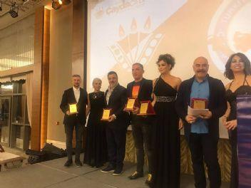 Elazığ Film Festivali'nde 'Locman' ve 'Suç Unsuru' birinciliği paylaştı