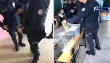 '100 bin polis İstanbul'da oy kullanacak' iddialarına İçişleri Bakanlığı'ndan cevap geldi