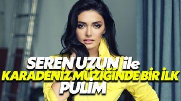 Karadeniz müziğinde bir ilk. Seren Uzun'dan 'PULİM'