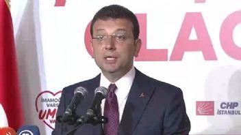 İmamoğlu İstanbul zaferiyle destan yazdı.