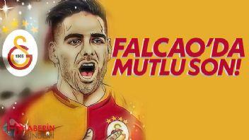 Falcao Galatasaray'a ne zaman geliyor? İşte maliyeti