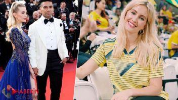 Falcao'nun eşi Galatasaraylıları heyecanlandırdı