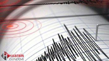 İzmir'de 3,2 şiddetinde deprem!
