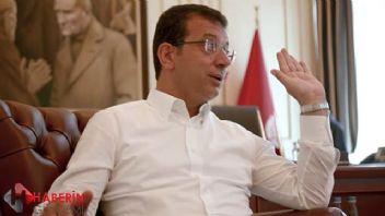 Ekrem İmamoğlu'ndan şaşırtan Erdoğan açıklaması
