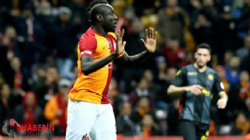 Galatasaray'a Diagne'den kötü hab