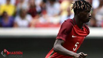 Edgar Le resmen Trabzonspor'da