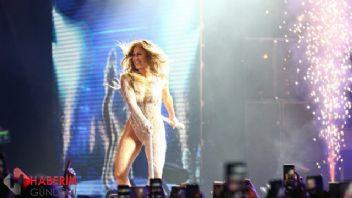 Jennifer Lopez 1 milyon dolar kazandı