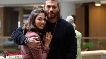 Can Yaman ile Demet Özdemir aşkı belgelendi