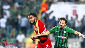 Luyindama'da Galatasaray'a kötü haber