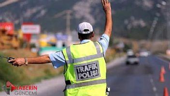 Polisin dur ihtarına uymayınca!