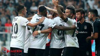 Beşiktaş Göztepe'yi ezdi: 3-0