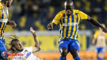 Ankaragücü ile Kayserispor yenişemedi: 1-1