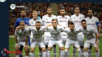 Konyaspor'dan Galatasaray'a gönderme