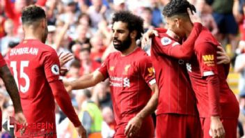 Liverpool'dan 5'te 5