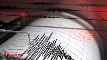 İstanbul'da 3,8 şiddetinde deprem