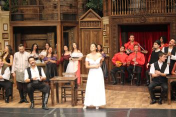 Heyecanla beklenen 'Pera' müzikali 3 Kasım'da sahne alıyor