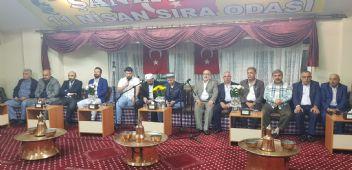 Şanlıurfa 11 Nisan Sıra Odası Tarafından Şehit Düşen Askerlere Mevlid Okundu