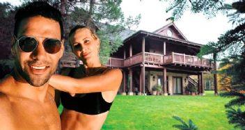 Falcao'nun süper villası gündemde