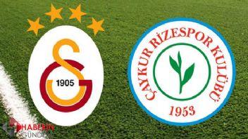 Galatasaray Rizespor Şifresiz beIN SPORTS 1 Canlı Maç izle