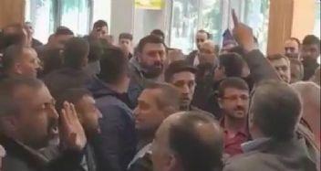Kayseri esnafı belediyeye yürüdü!