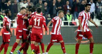 Süper Lig'in yeni lideri Sivasspor