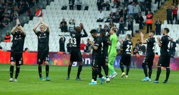 Beşiktaş kalesini gole kapadı