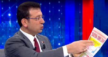 Ekrem İmamoğlu'na kara propaganda