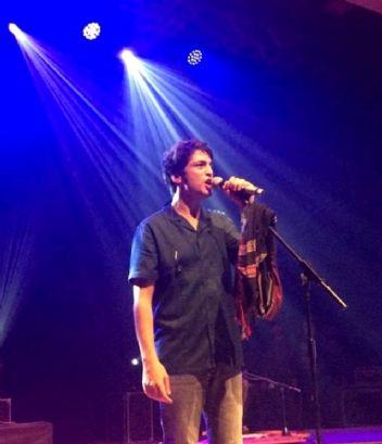 Taner Ölmez Ankara'da konser verdi