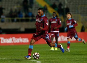 Trabzonspor kupada mutlu!