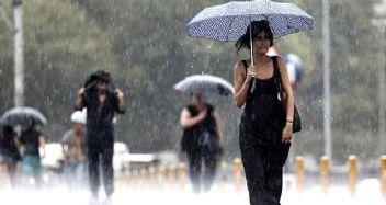 Meteoroloji'den aşırı yağış uyarısı