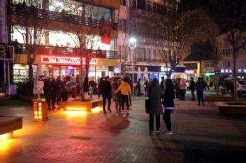 Bolu'da deprem vatandaşları korkuttu