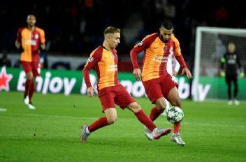 Galatasaray'dan Avrupa'ya 5 gollü veda