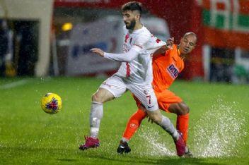 Alanyaspor ile Antalyaspor yenişemedi