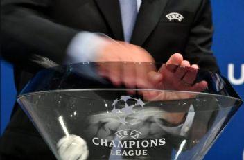 Şampiyonlar Ligi son 16 turu eşleşmeleri