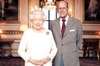 İngiltere Kraliçesi Elizabeth'in eşi Prens Philip hastanede